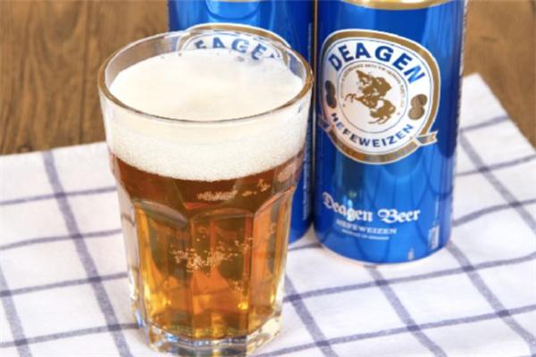 福佳扎啤罐装