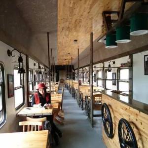 动力火车主题餐厅