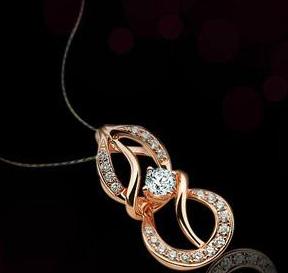 金桂福珠寶項鏈