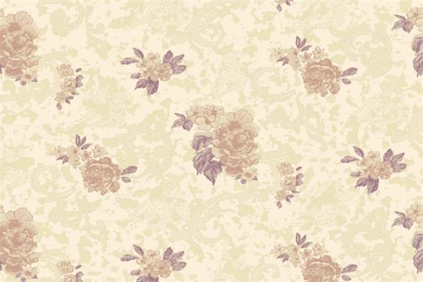 德堡墙纸花型