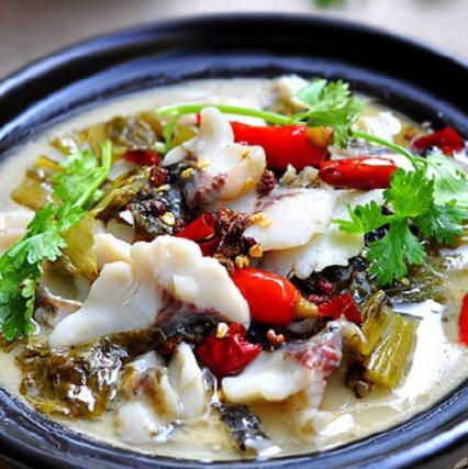 鱼一刀鲜汤酸菜鱼产品1