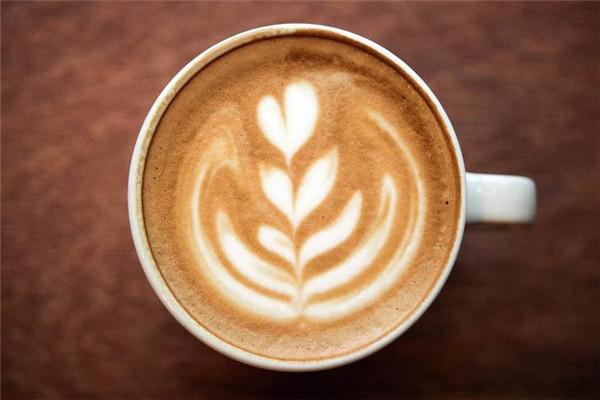 哈斯咖啡拉花