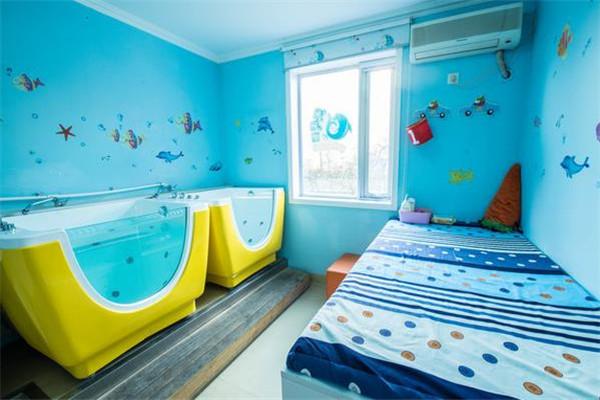 海豚啵啵婴童游泳馆舒适