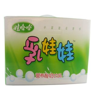 乳娃娃營養酸奶飲品