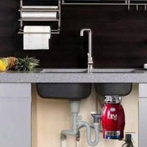 厨卫霸厨房垃圾处理器特色