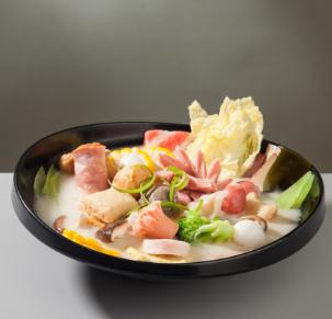 牛華綠緣麻辣燙店鮮湯