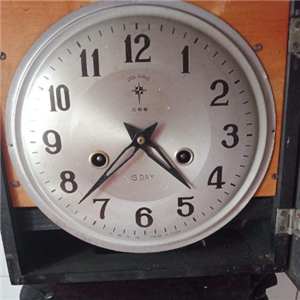 北極星鐘表老古董