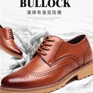 布洛克皮鞋加盟