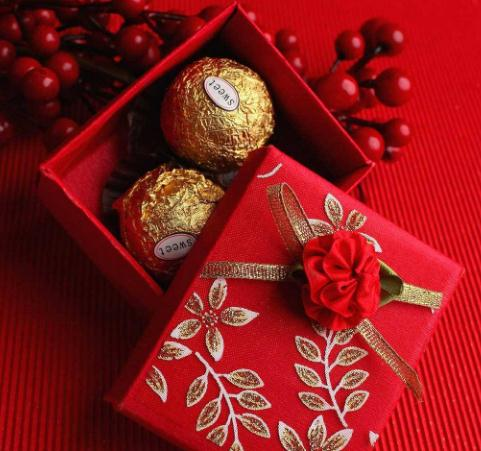 红娘喜铺巧克力