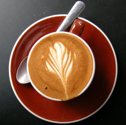 哥德咖啡拉花