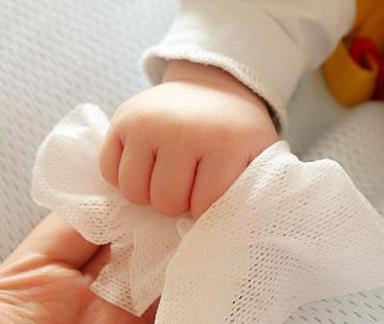 蕙洁宣婴儿湿巾擦拭
