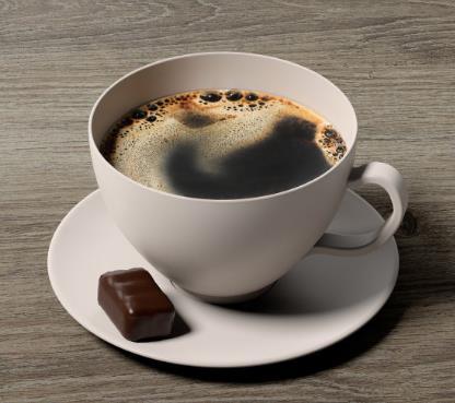 爵豆咖啡加糖
