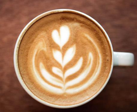 爵豆咖啡拉花