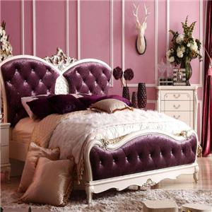 雙虎家具歐式床