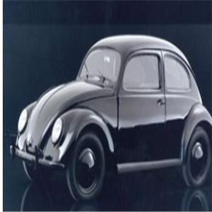 甲殼蟲汽車黑色