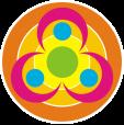 童心圆作文品牌logo