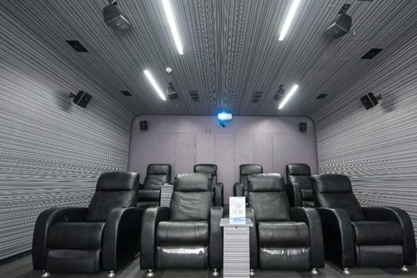 在小鎮上開個電影院需要多少錢