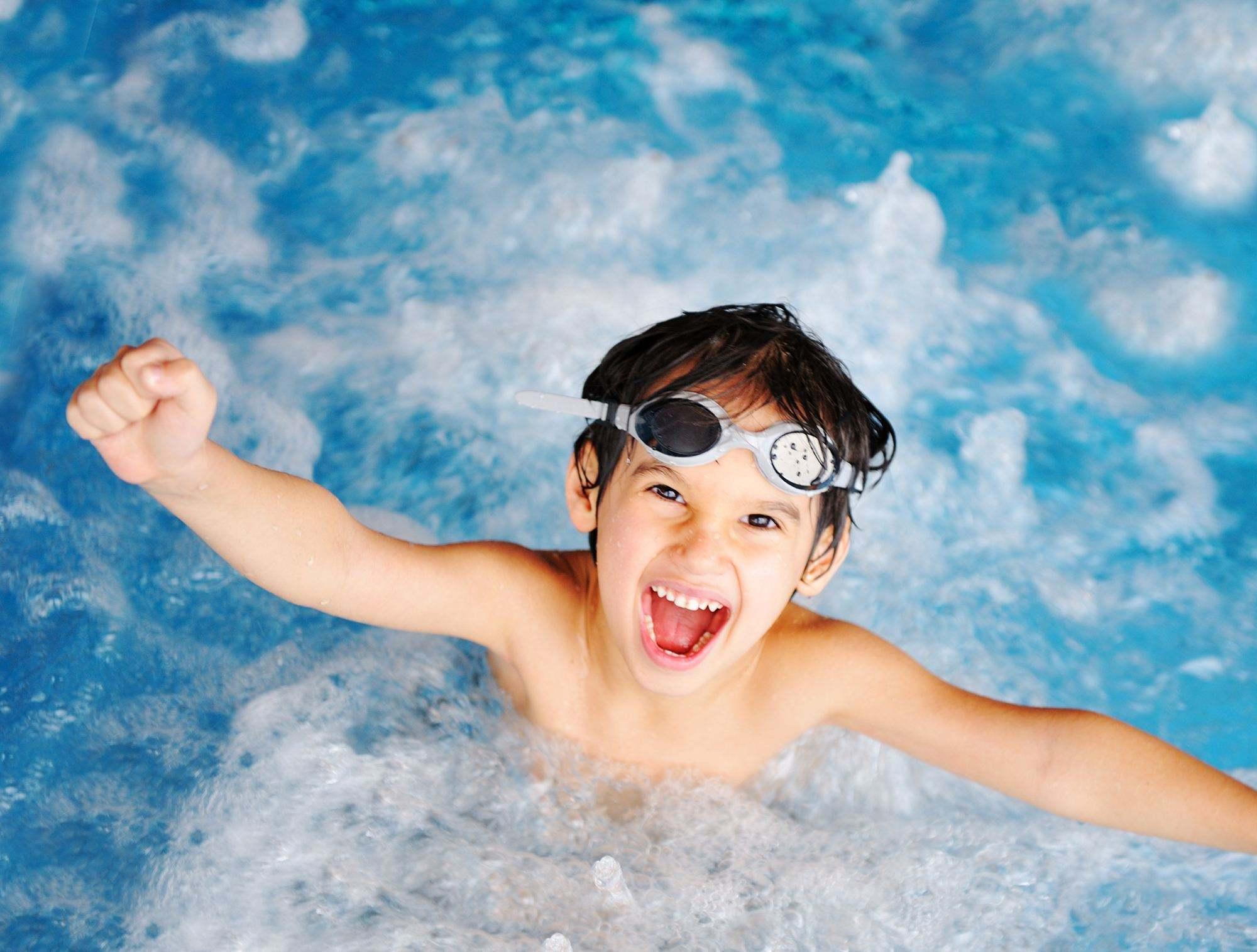 泡泡塘少儿游泳加盟