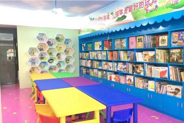 萌卡纳儿童绘本教育馆