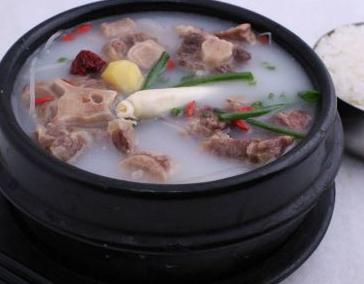 淮南牛骨汤