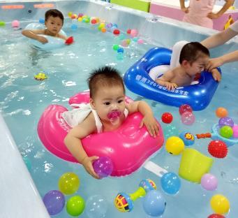 酷貝兒游泳館加盟