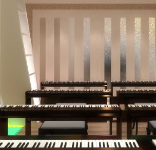 龚琛晨国际音乐中心钢琴