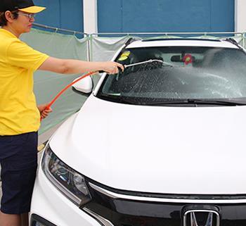 快手洗車沖洗