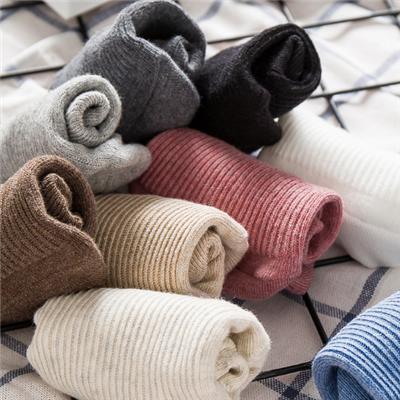 棉多多襪業實物