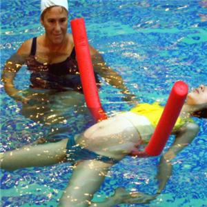 萌帆親子游泳館質量