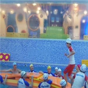 萌帆親子游泳館品牌