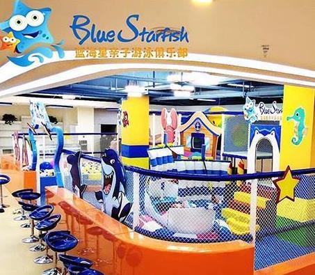 藍海星親子游泳俱樂部特色