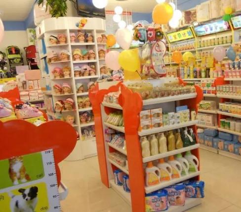 巧乐萌母婴智能用品店铺
