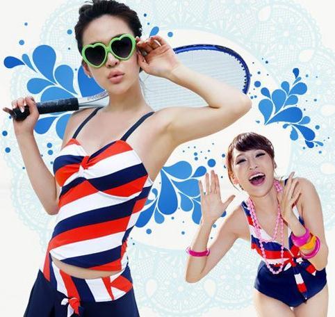 奇海泳衣花色