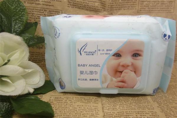 卡蕊婴儿纸巾一包