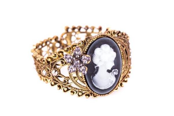 蔻麗首飾戒指