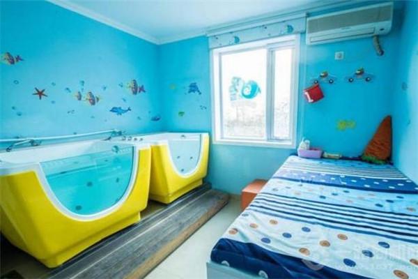 酷貝兒游泳館整潔