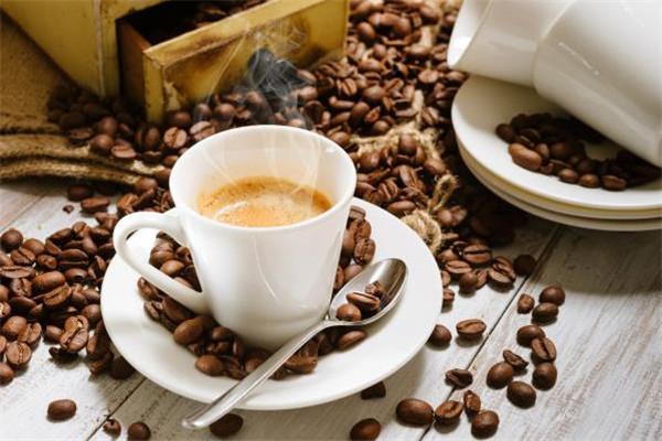 酷咖咖啡一杯