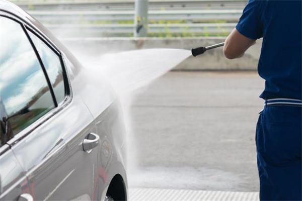 快手洗車噴灑