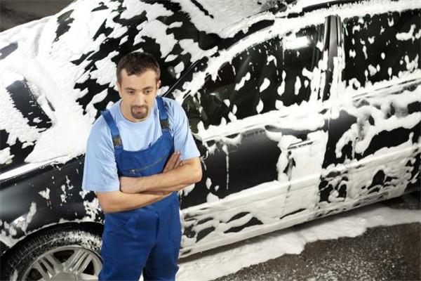快手洗車泡沫