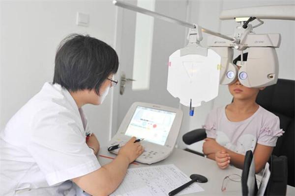 杰視愛兒康健眼科視光門診加盟