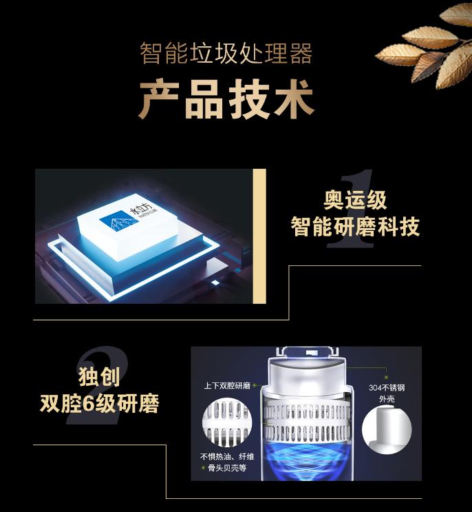 水立方智能垃圾处理器加盟