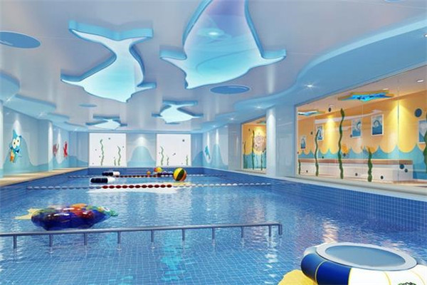 藍海星親子游泳俱樂部環境好