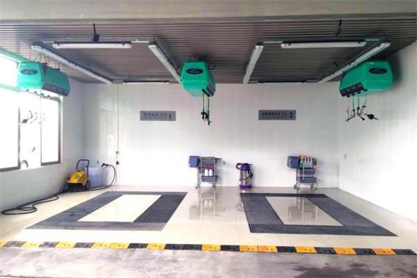 汽車保養洗護洗車中心