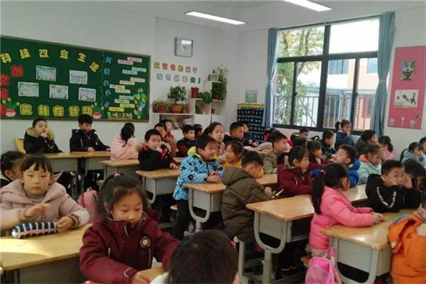 小學課后托管同學