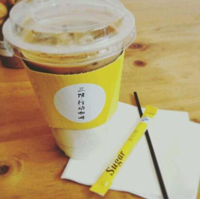 三館行動咖啡好喝