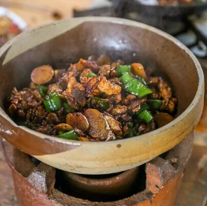 三河土菜馆好吃