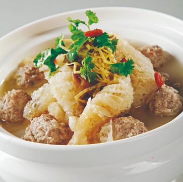 三河土菜馆营养汤