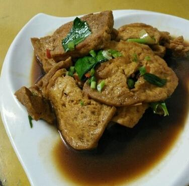 三河土菜馆香干