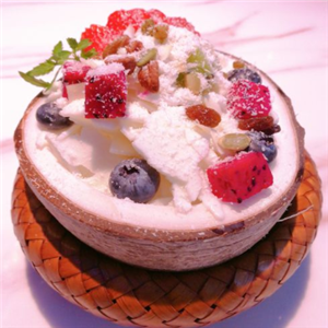 椰FUN燉品藍莓