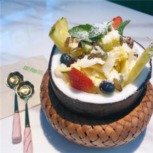 椰FUN燉品鳳梨